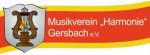 "Logo des Musikverein ""Harmonie"" Gersbach e.V. (c) MV Gersbach"